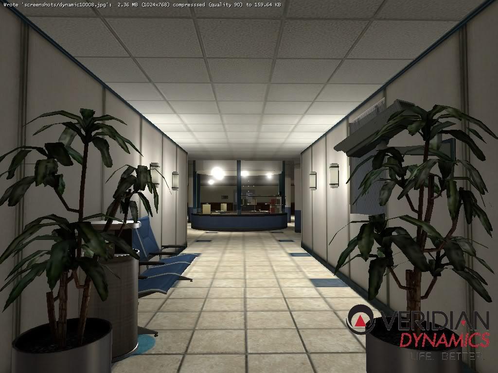 Veridian Dynamics Corridor