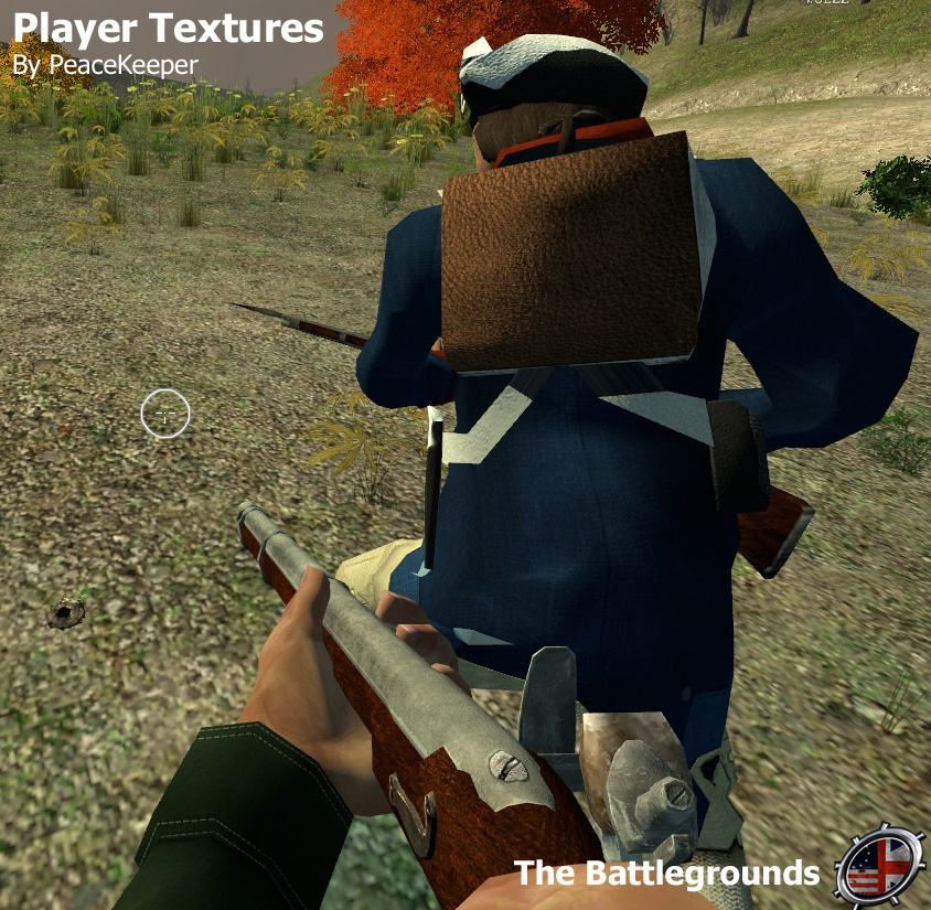 Improved, randomized player textures