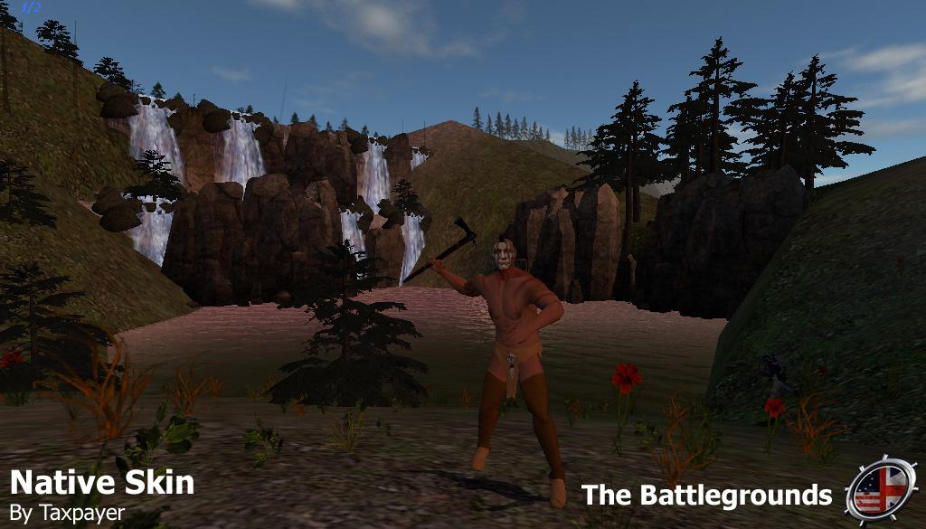 Improved Native Skin, Miningtown Waterfall