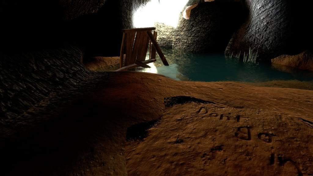 Cave Screenshot HDR