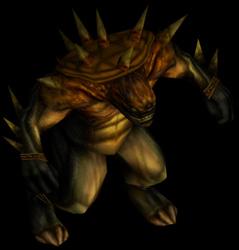 Din's Curse - Frenzy Targ