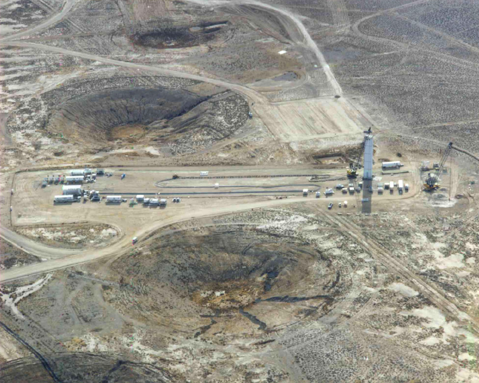 NEVADA TEST SITE news - Weapons of Mass Destruction Lovers☢