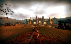 Kingdoms Collide - In-game Beta Environments