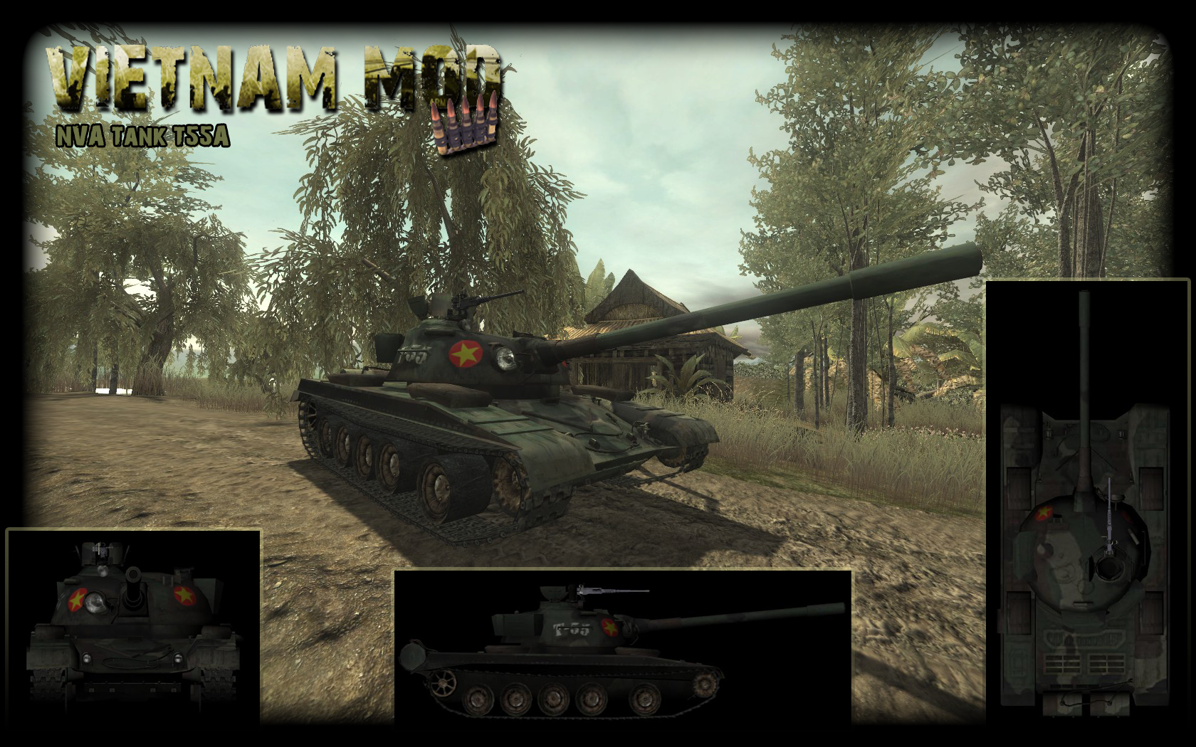 world of tanks call of duty mod