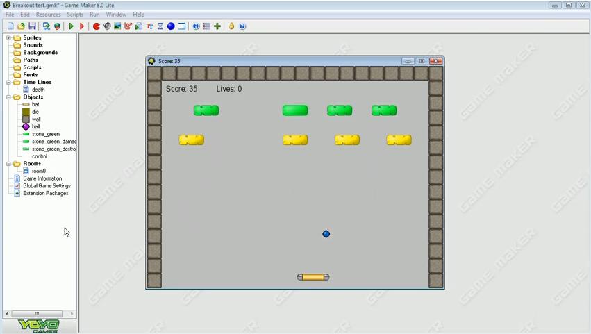 game maker tutorial for beginners