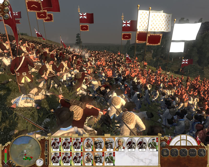 ABOUT Empire: Total War Multiplayer Campaign Beta This is also the first gr