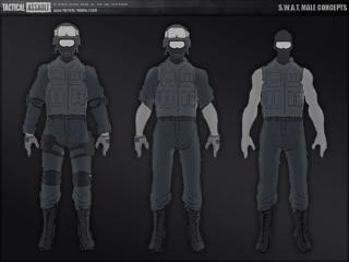 Swat Male Concept