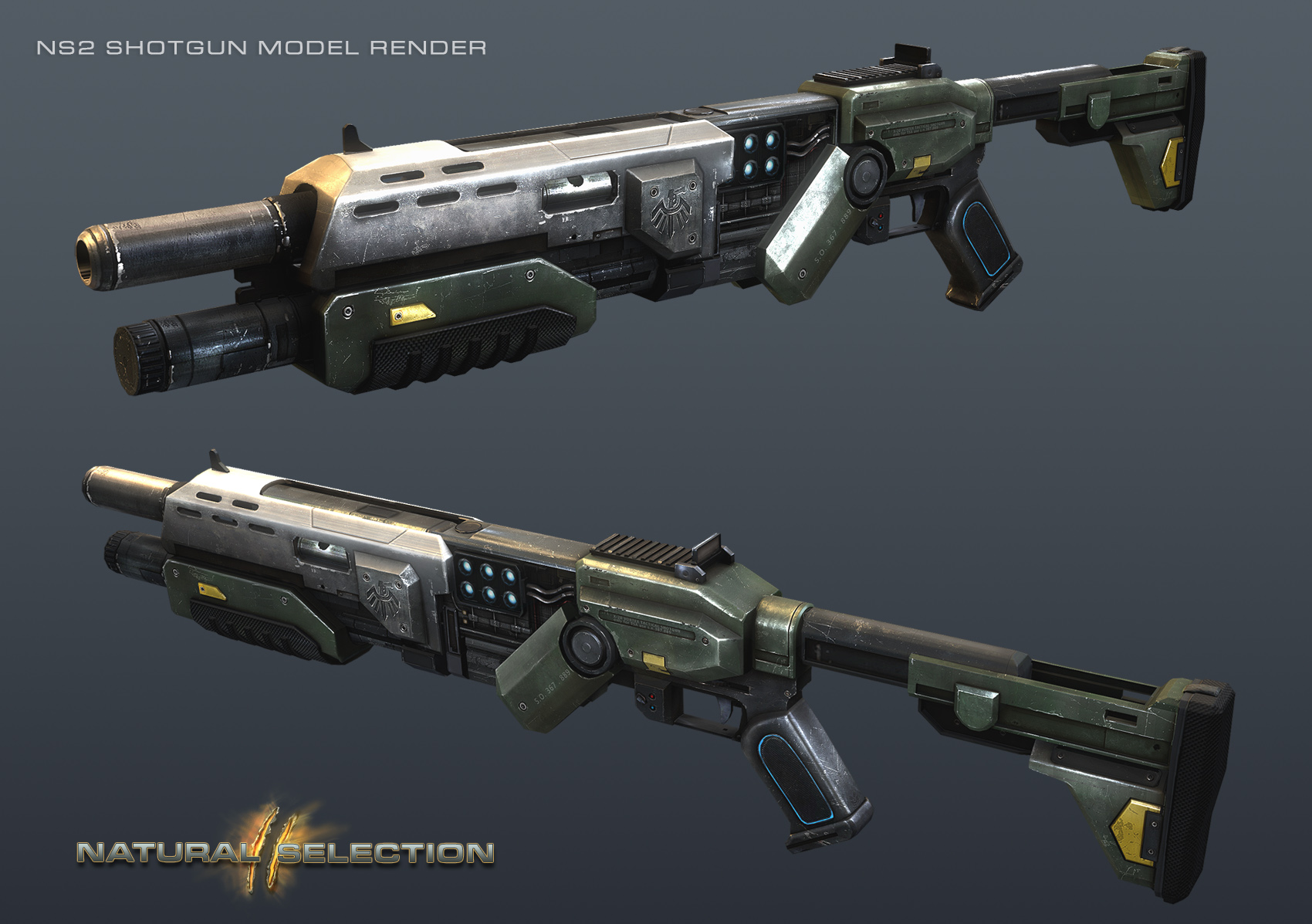 The Shotgun news - Natural Selection mod for Half-Life ...