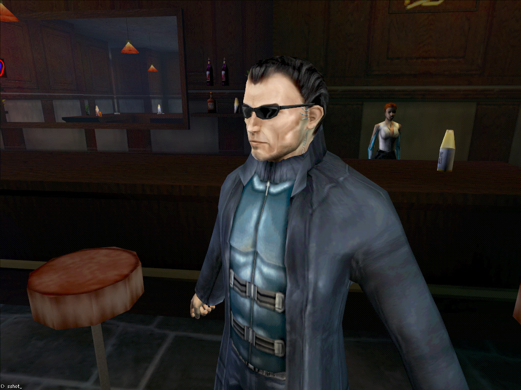 Deus Ex 10 Years Of Sunglasses At Night News Mod Db