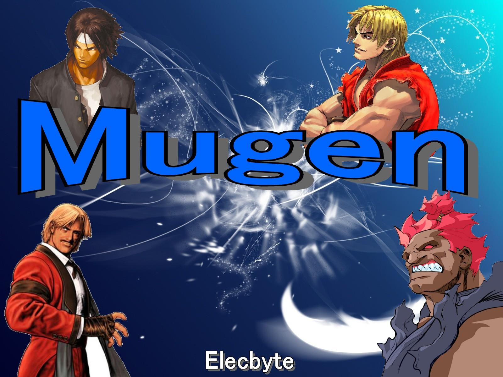 mugen boss characters