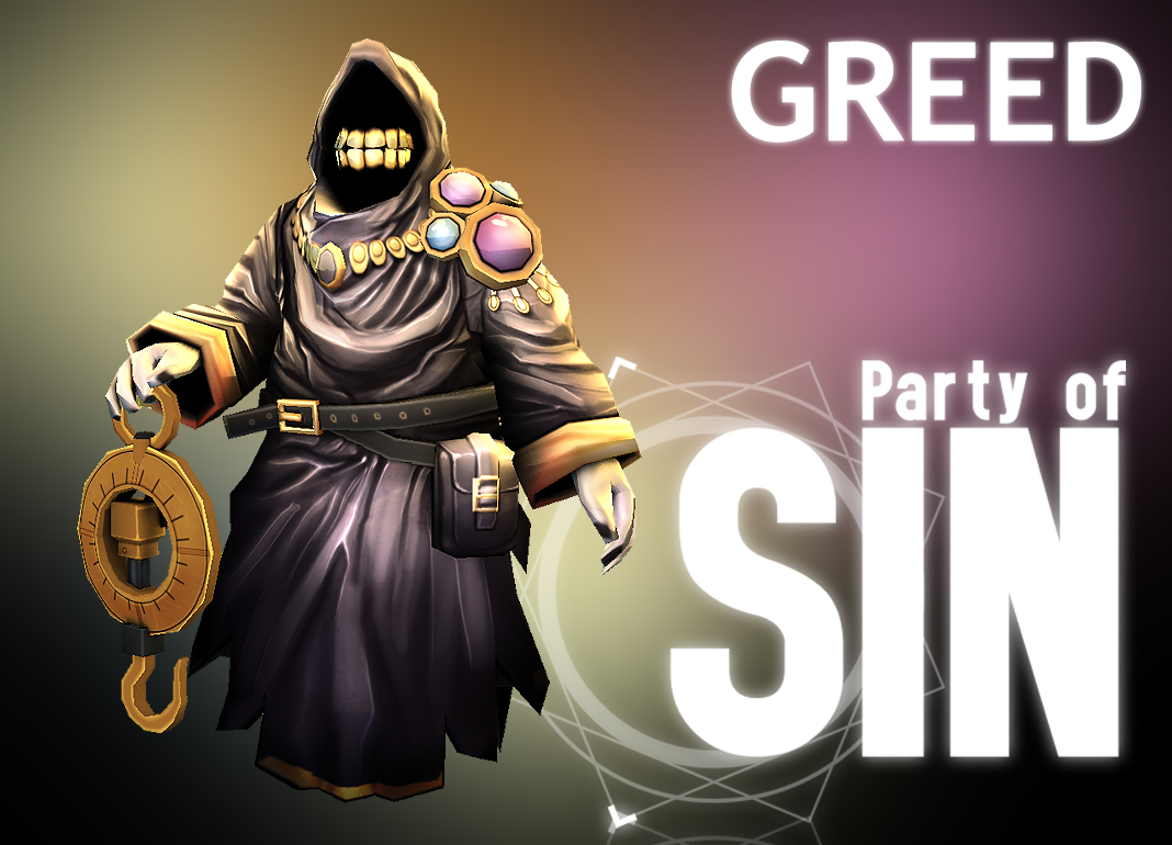 greed deadly sin of the In terms of the 7 deadly sins, what exactly is the difference between gluttony and greed update cancel answer wiki  is gluttony still a deadly sin,.