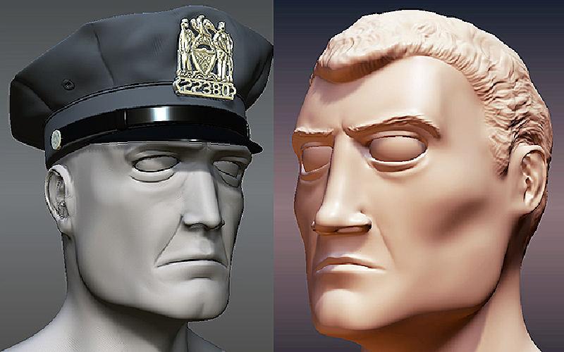 Cop & Mafia Goon