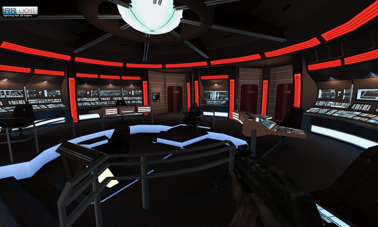 Star Trek Freelance Engine Change Dialogue Screen News Mod Db
