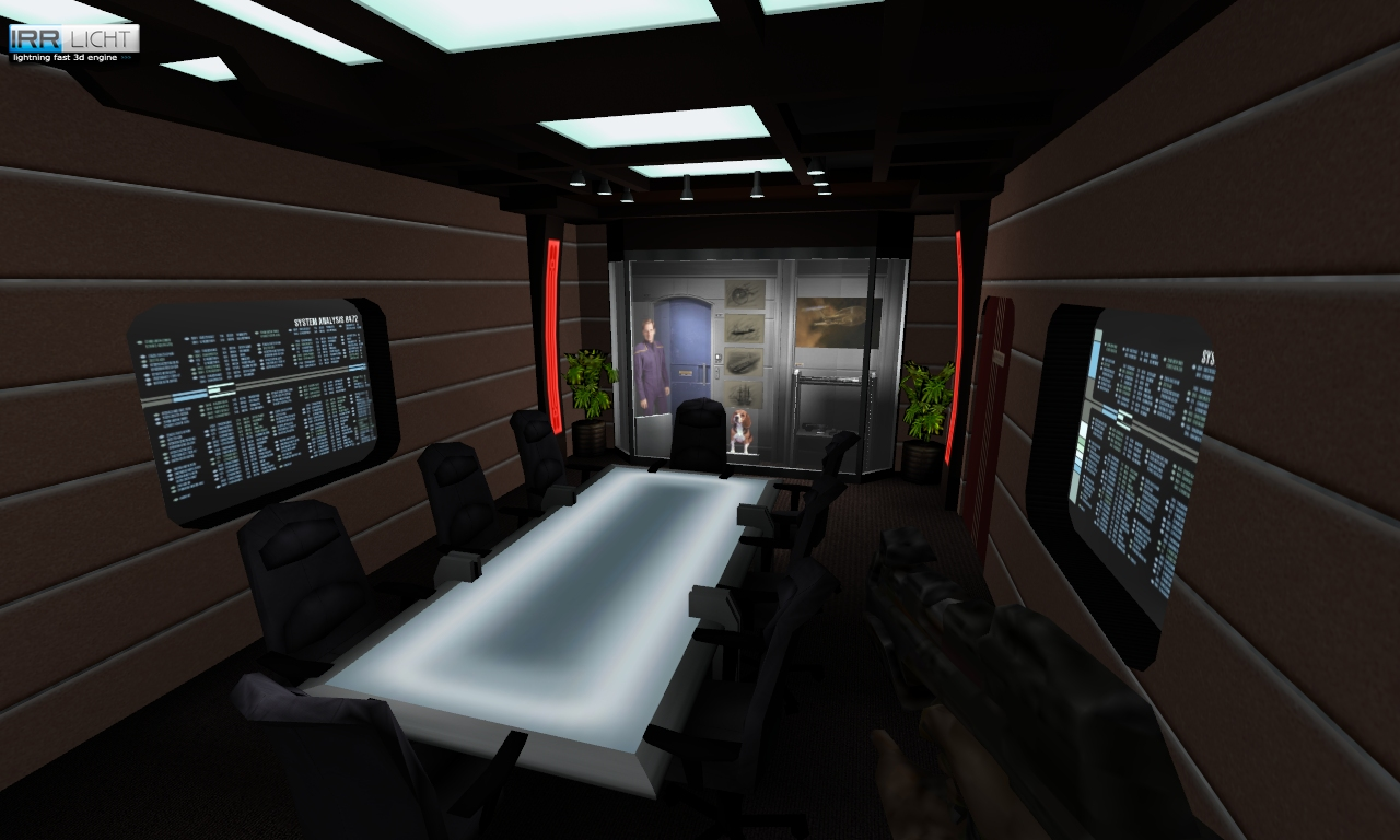 Star Trek Tng Conference Room