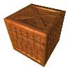 Stripes Crate