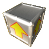 Armored Crate with Arrow