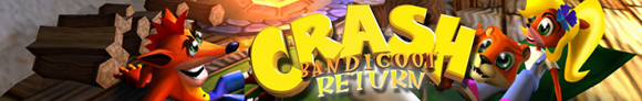 Crash Bandicoot Return