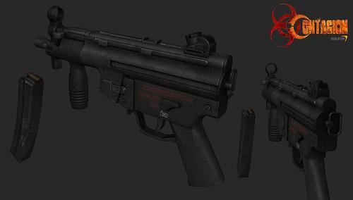 Contagion MP5K