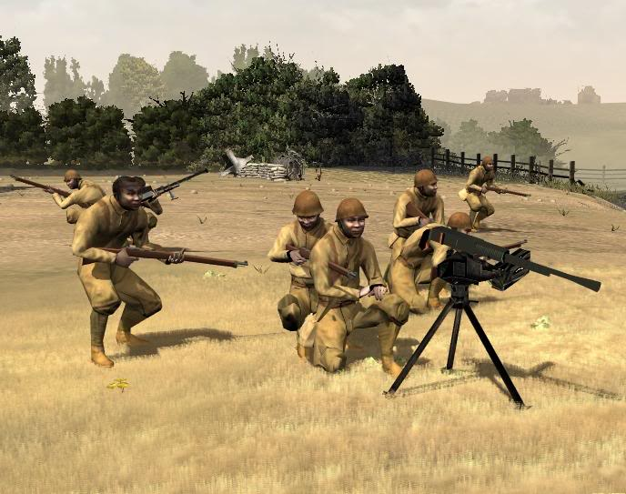 Red Sun Rising News Pacific Thunder Mod For Company Of Heroes Opposing Fronts Mod Db