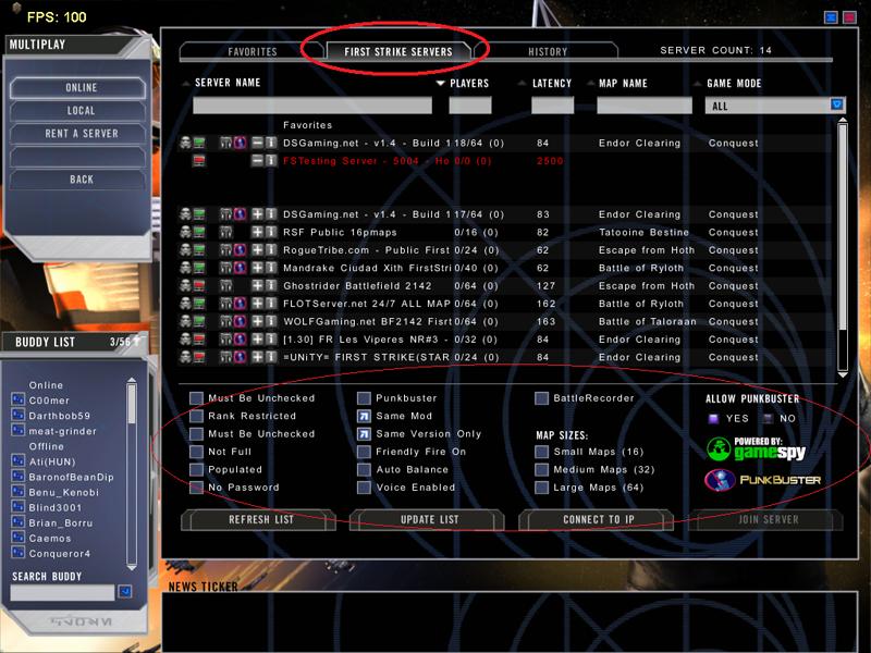Battlefield 2142 сервер - фото 8