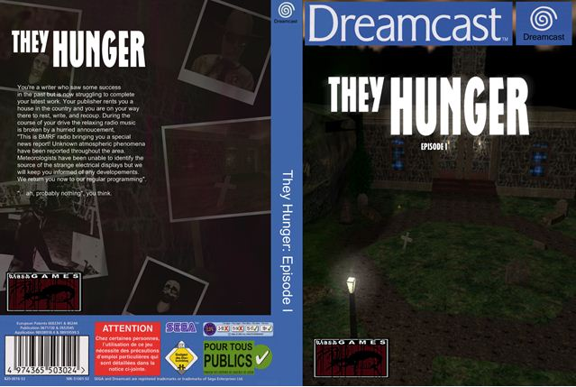 They Hunger Trilogy Dreamcast Final news - Mod DB