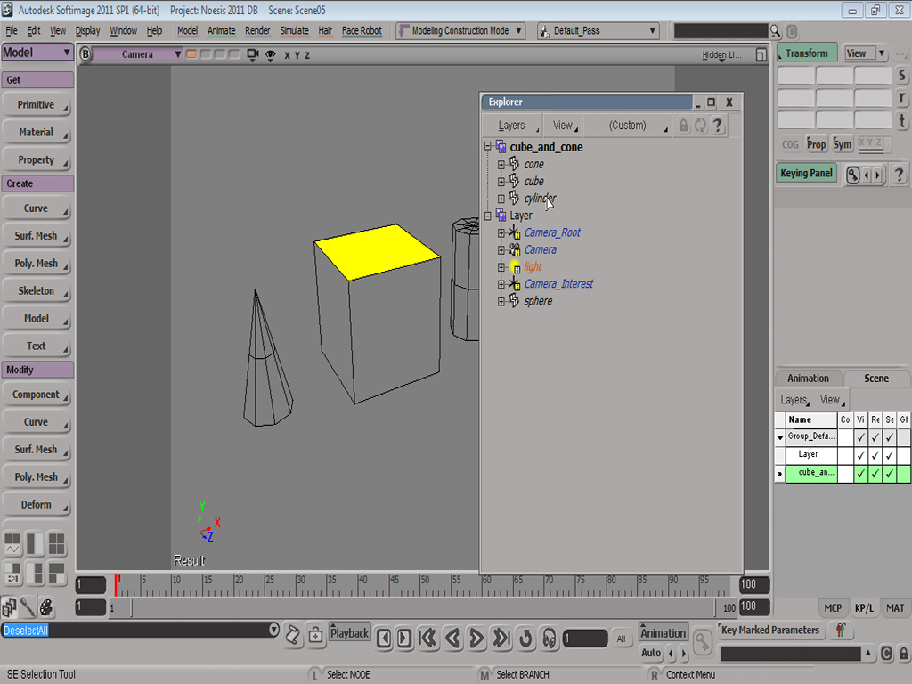 BeeBoy for softimage 2011 for Xsi - Free Character Rigs ...