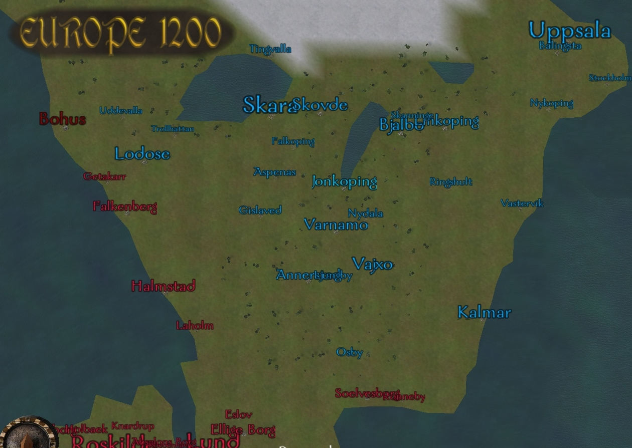 Europe 1200 Kingdom of Sweden Preview news Mod DB