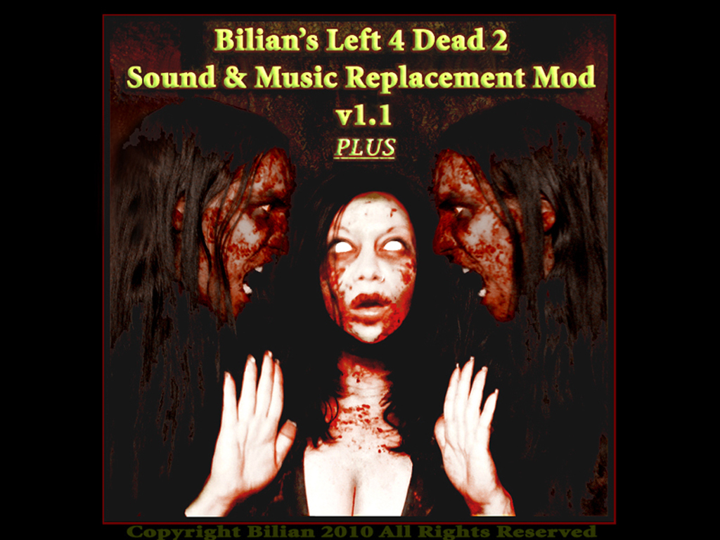 Released: Bilian's L4D2 S&M Mod v1 1 Updated For 'The