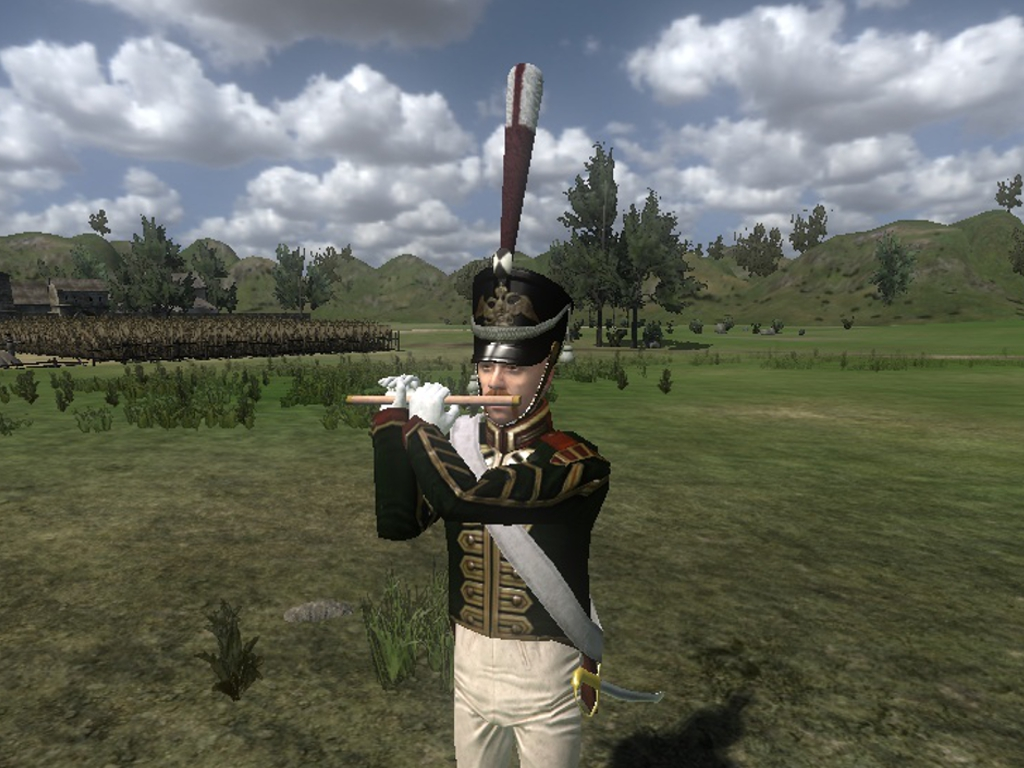 mount and musket battalion