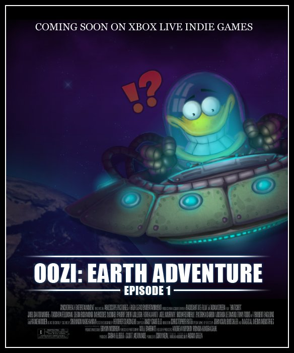 Oozi at Xbox up and running news - Oozi: Earth Adventure - Mod DB