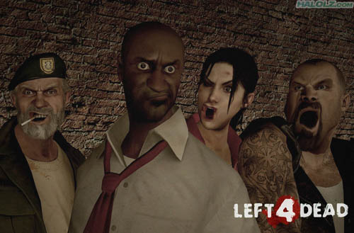 Left 4 dead was released in november 2008