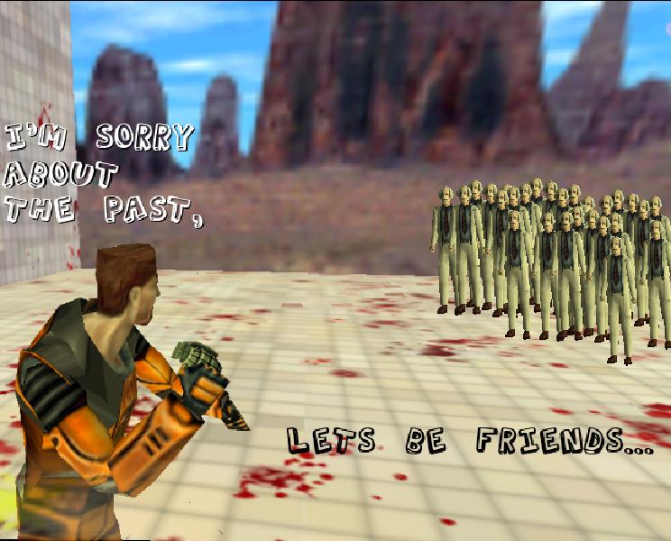 Scientist Slaughterhouse mod for Half-Life - Mod DB