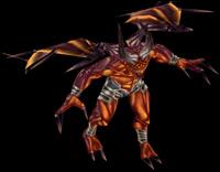 Din's Curse - Vortar Guardian