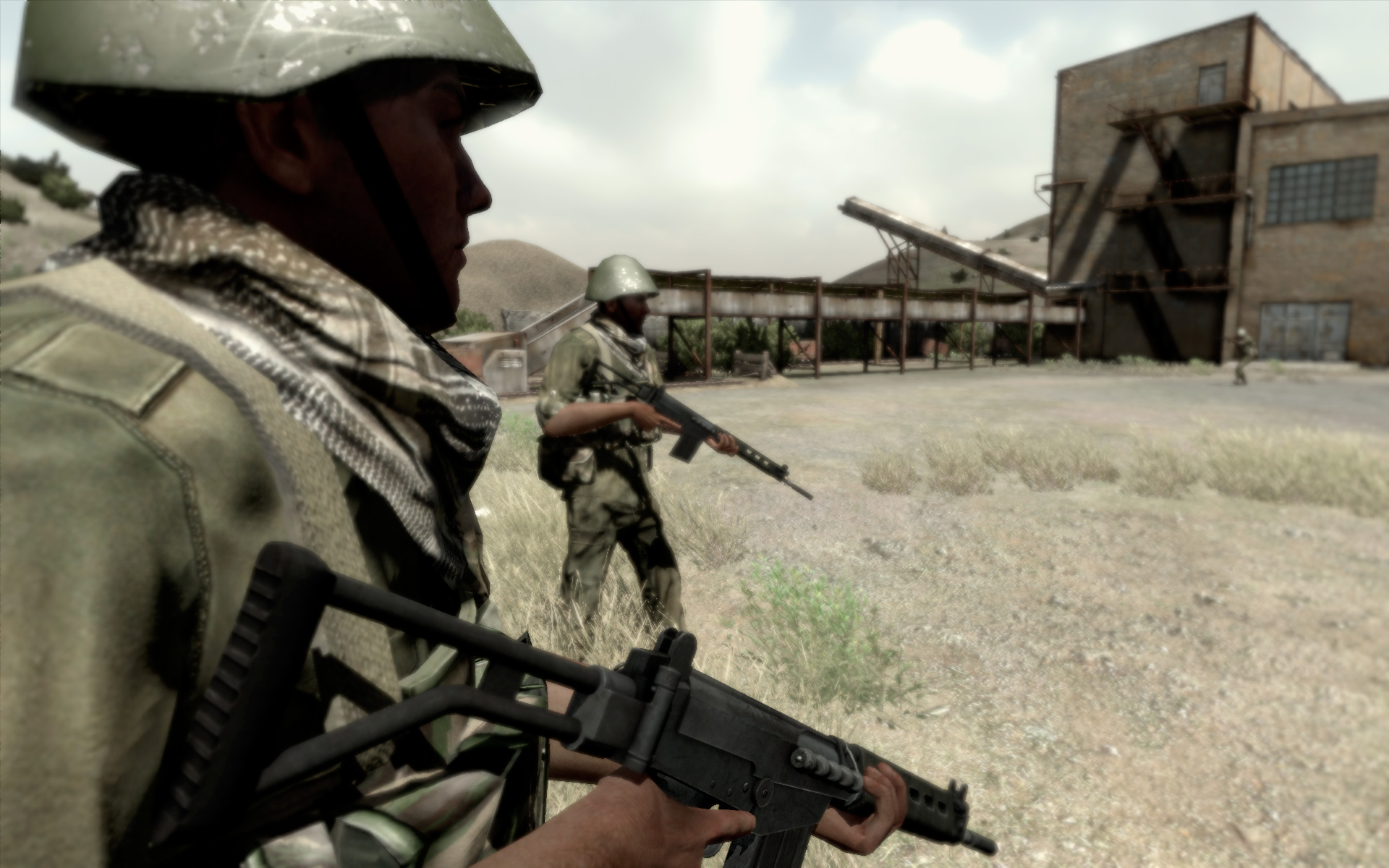 Arma 2 Operation Arrowhead - Free Download PC Game (Full Version)