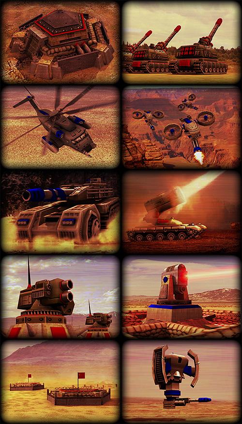 Command & conquer: generals: zero hour v1. 04 [english] no-cd/fixed.
