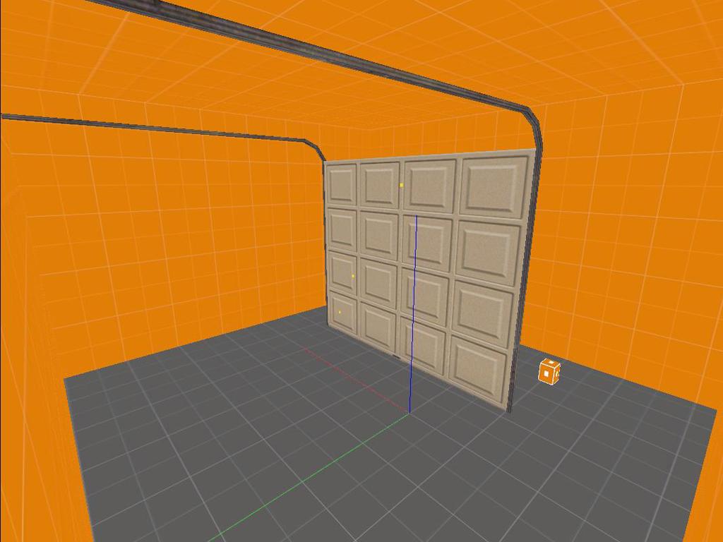 Creating A Rolling Garage Door Tutorial An Open Window