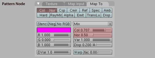 16-pattern-settings