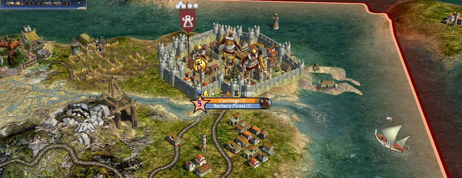 The Ancient Mediterranean Mod For Civilization IV: Beyond