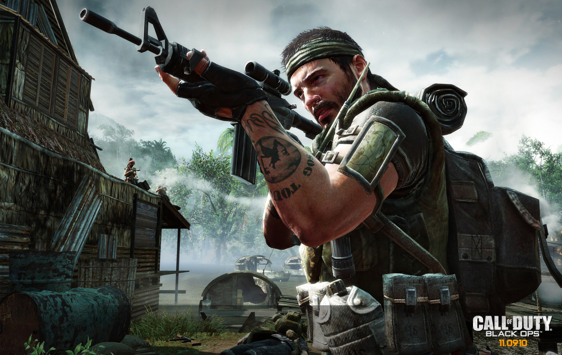 how to mod call of duty black ops