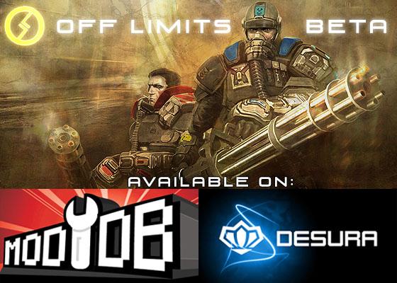 Off Limits beta 01 news - Mod DB