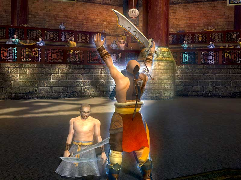Last minute changes news - Jade Empire in Style mod for