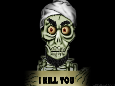 who is achmed the dead terrorist news mod db