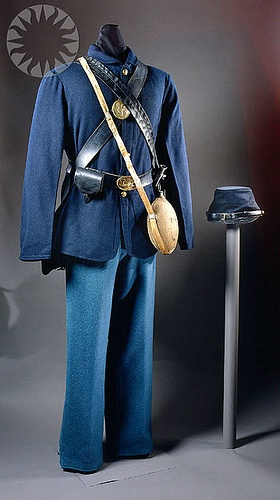 Union Civil War Uniform 3
