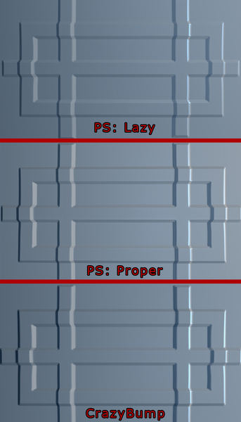 Photoshop: Combining normal maps tutorial - Indie DB