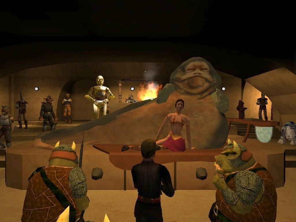 Features Single Player News Knights Of The Force Mod For
