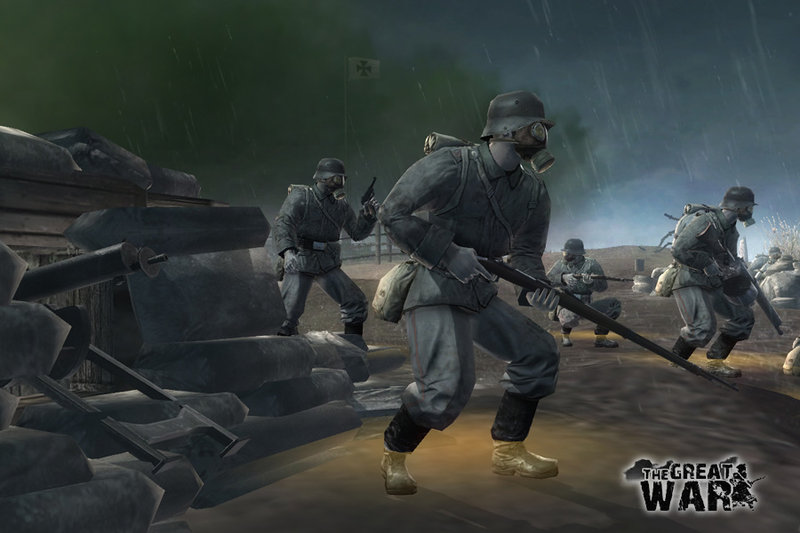 chemical warfare news the great war 1918 mod for company