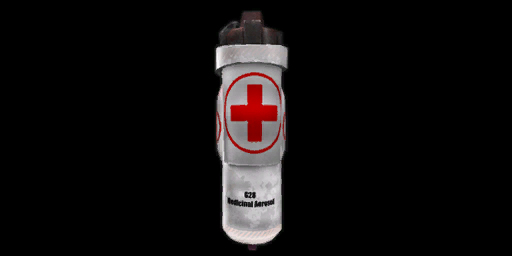 Medic-in-a-can