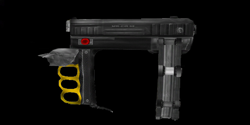 A pistol for your wrist.