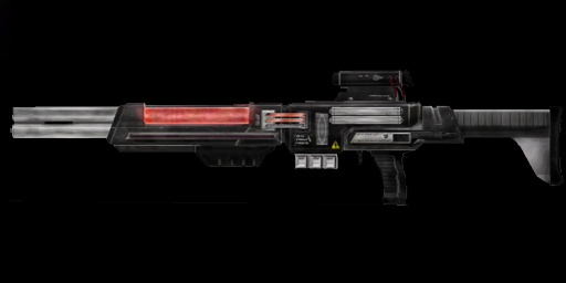 BW's version of the Instagib rifle!