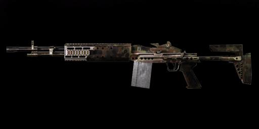 SRS Mod 2 Battle Rifle